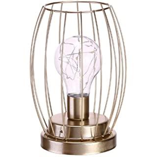 lampara de mesa industrial barata 10