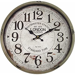 reloj industrial de pared 01