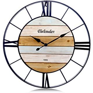 reloj estilo industrial grande 09