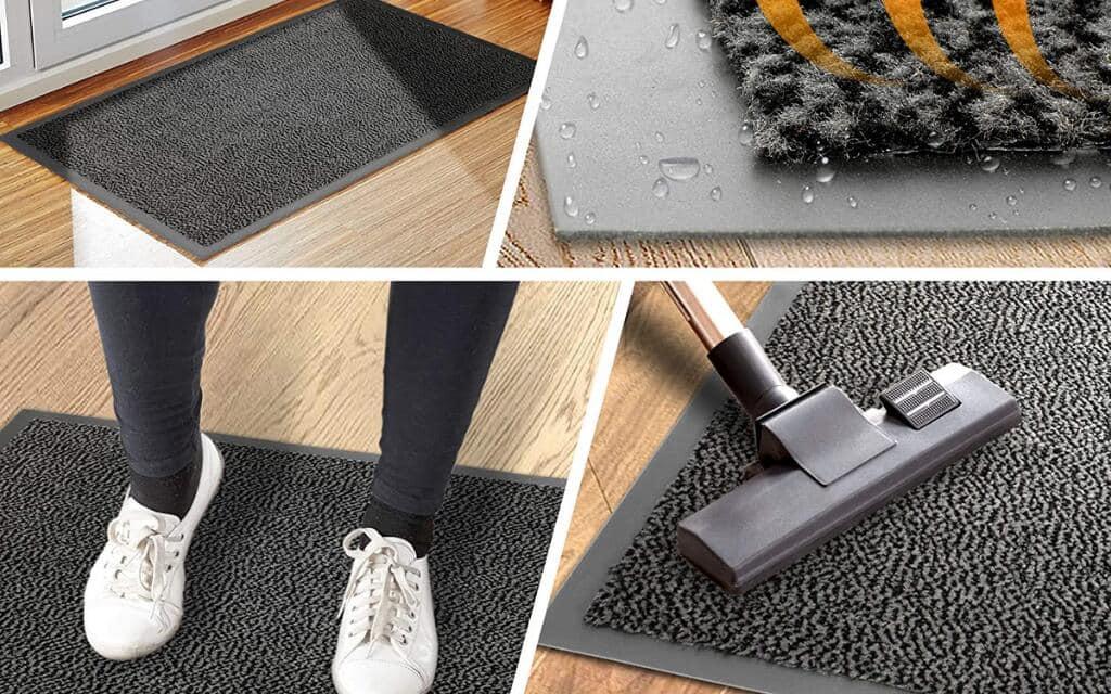 felpudo recepción entrada alfombra