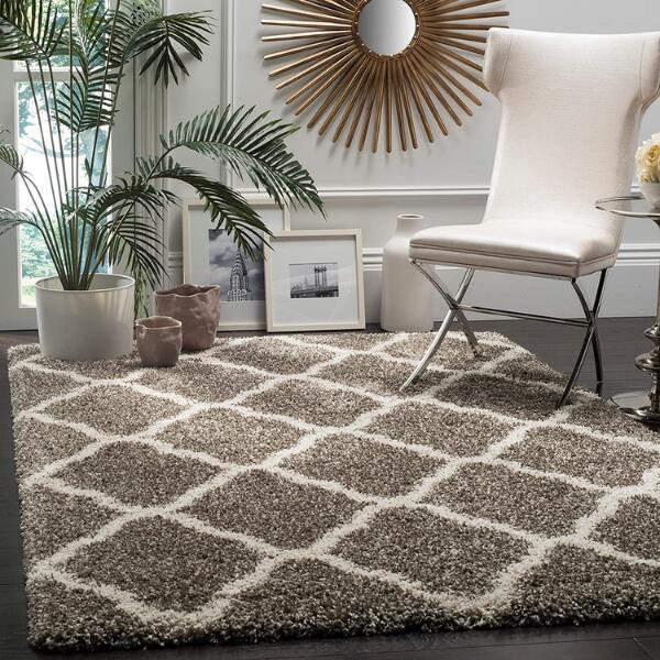 alfombras estilo industrial