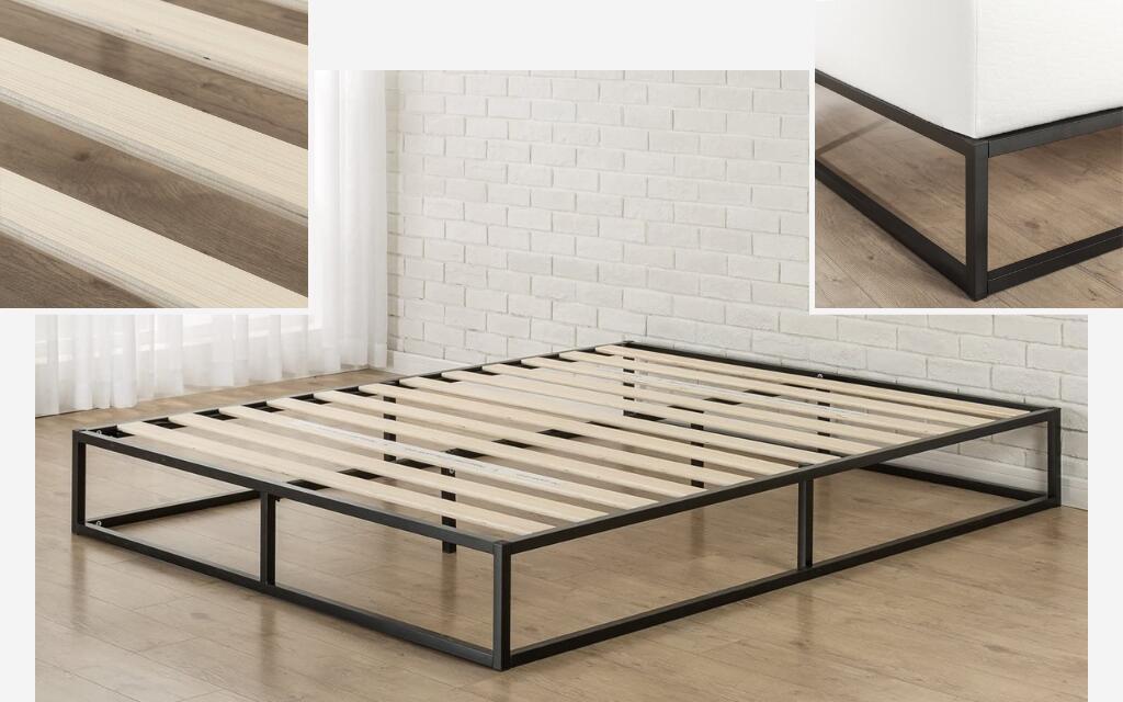 base para cama estilo industrial