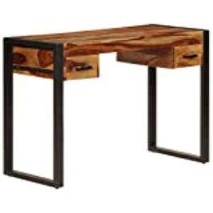 escritorio industrial rustico