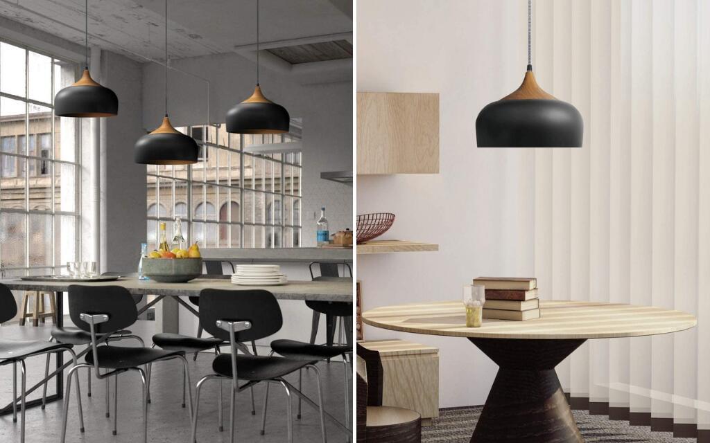 lámpara industrial led