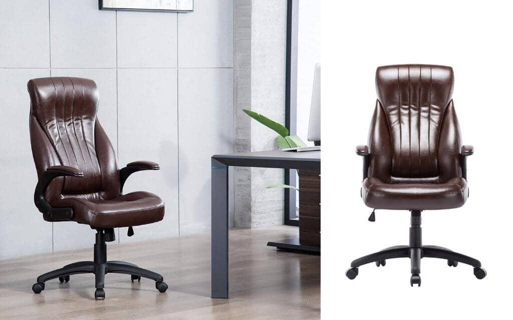 silla escritorio estilo industrial