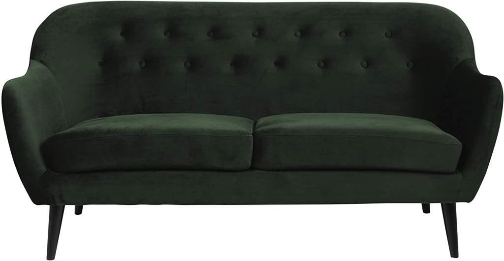 sofá industrial vintage