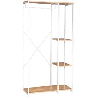 armario metal madera 10