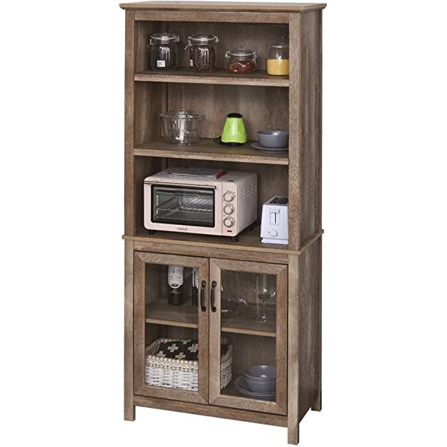 armario estilo industrial para cocina