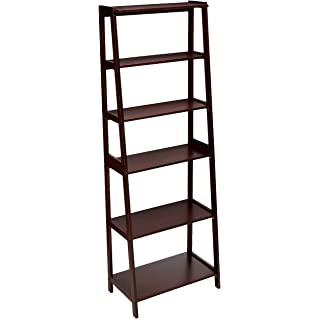 biblioteca metal madera 01