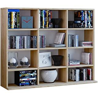bibliotecas madera 09