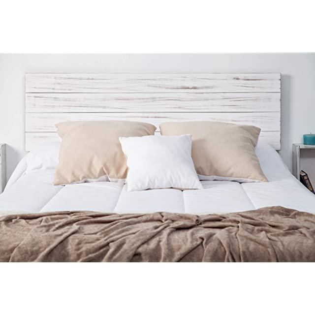 cabecero cama estilo industrial