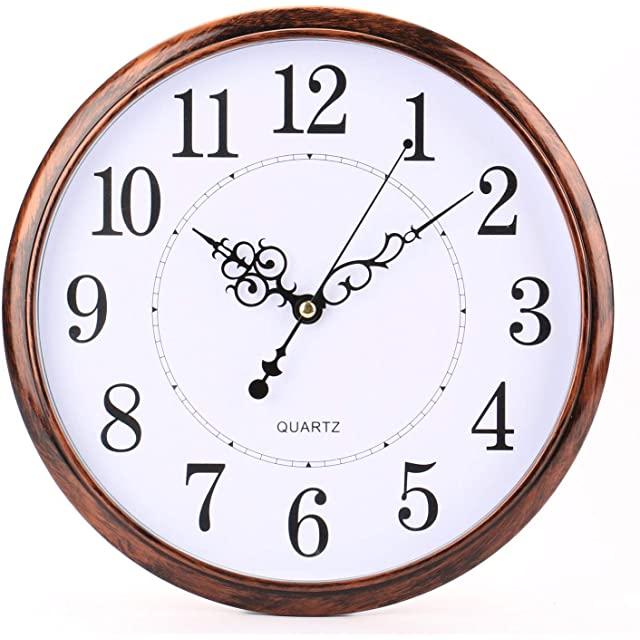 Reloj Industrial Elegante