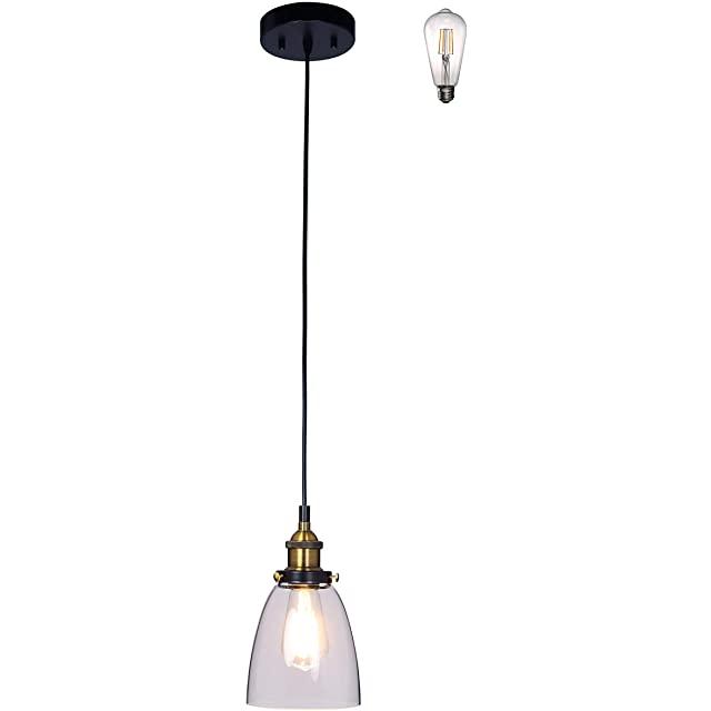 Mini Lámpara Colgante Industrial para Cocinas