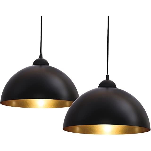 Lámpara de Salón Comedor Industrial Moderno