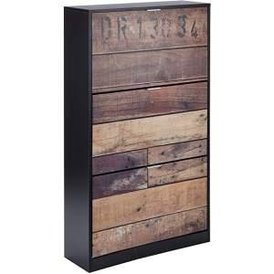 mueble zapatero en madera