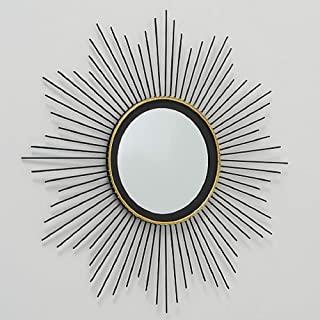 espejo estilo industrial de hierro 01