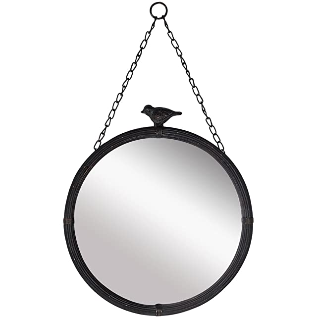 Espejo Estilo Industrial de Hierro