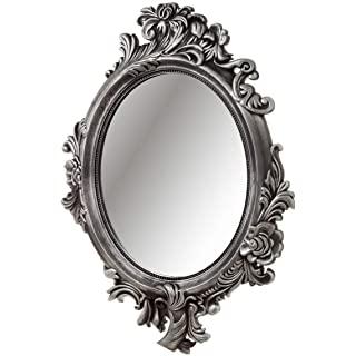 espejo estilo industrial redondo 09