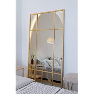 espejo estilo industrial rectangular 01