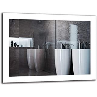 espejo estilo industrial blanco 03