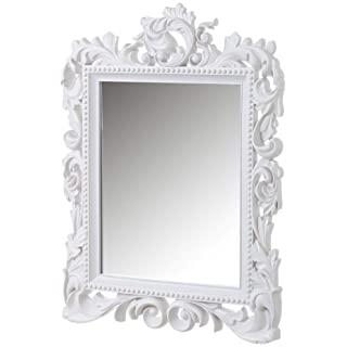 espejo estilo industrial blanco 07