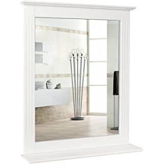 espejo estilo industrial blanco 10