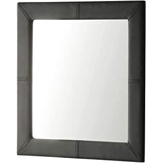 espejo estilo industrial negro 10