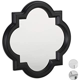 espejo estilo industrial negro 08