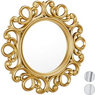 espejo estilo industrial vintage antiguo 04