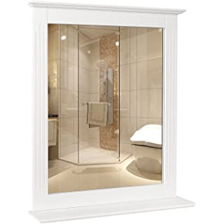 espejo estilo industrial de baño 04