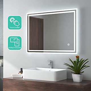 espejo estilo industrial de baño 10