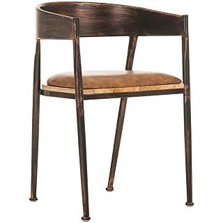 sillas estilo industrial tapizadas 02