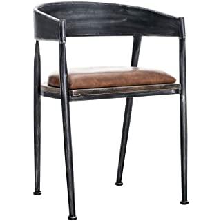 sillas estilo industrial tapizadas 05