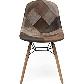 sillas estilo industrial tapizadas 04