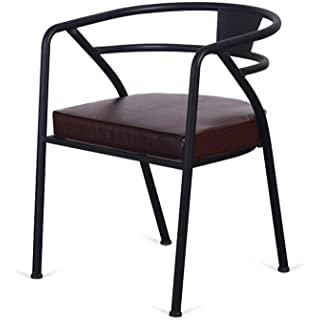 sillas estilo industrial tapizadas 10