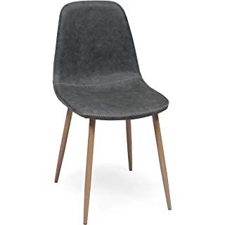 sillas estilo industrial tapizadas 08