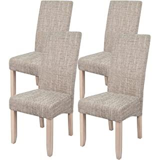 silla estilo industrial tapizada para comedor 03