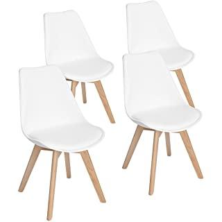 silla estilo industrial tapizada para cocina 03