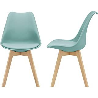 silla estilo industrial tapizada para cocina 04