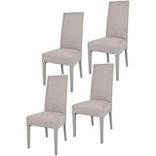 silla estilo industrial tapizada para cocina 07