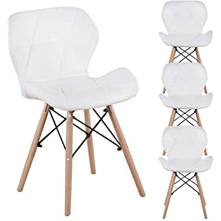 silla estilo industrial tapizada para cocina 05