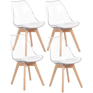 silla estilo industrial tapizada para cocina 10