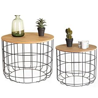 mesa redonda estilo industrial 02