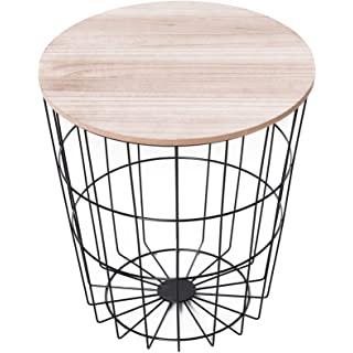 mesa redonda estilo industrial 05