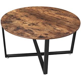 mesa redonda estilo industrial 10