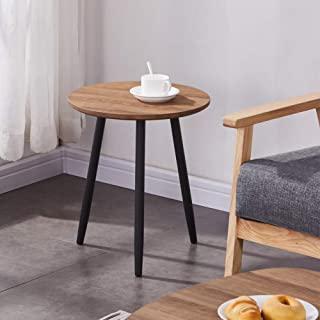 mesa de centro redonda estilo industrial 04