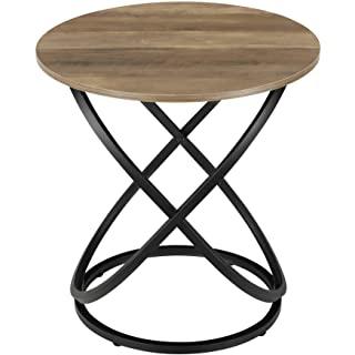 mesa de noche redonda estilo industrial 04