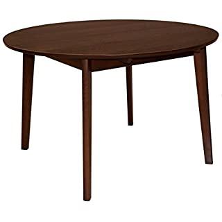 mesa redonda estilo industrial extensible 05