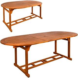 mesa redonda estilo industrial extensible 07