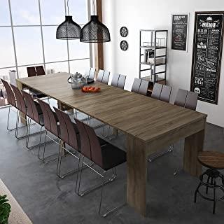 mesa de comedor estilo industrial 05